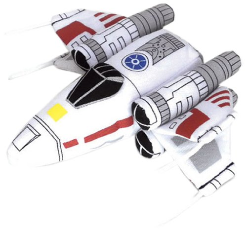 Star Wars X-Wing Fighter Plush