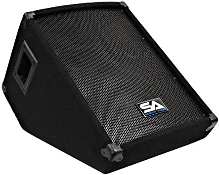 Amazon.com: Sísmica sa-10msingle Wedge estilo piso Monitor ...