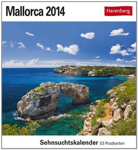 Mallorca 2014: 53 Postkarten