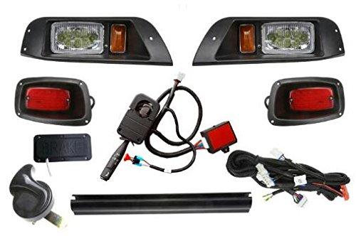 13Autosupply EZ-GO TXT LED Super Deluxe Light Kit 1994-2013