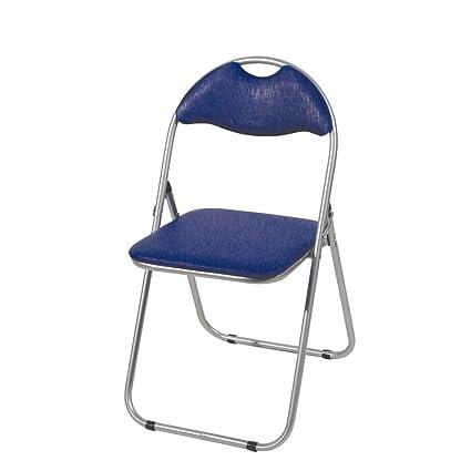Pharao24 sillas plegables alu-azules 6 unidades de Ringo ...