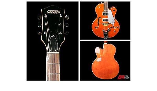 GRETSCH g5420t cuerpo hueco eléctrico, color naranja, con funda ...