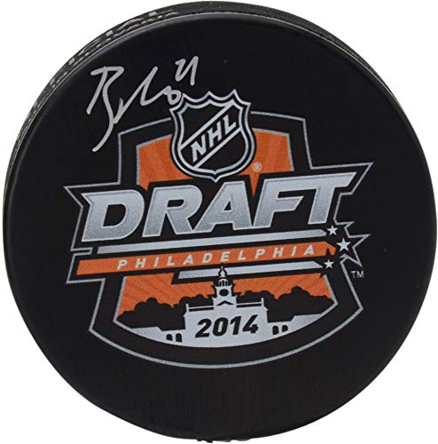 Brayden Point Tampa Bay Lightning Autographed 2014 NHL Draft Logo Hockey Puck - Fanatics Authentic ()