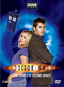 Doctor Who The Complete Second Series from BBC Worldwide
