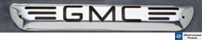 AllSales Mfg, Inc 95005P Polished Billet Aluminum Third Brake Light Cover-GMC Logo AllSales Mfg.