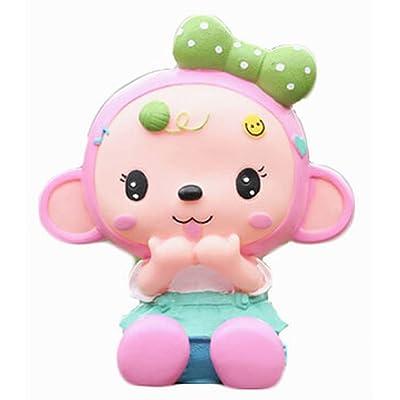 cadeaux créatifs tirelire cochon belle tirelire enfant, de singe B