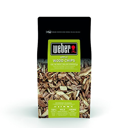 Weber Apple Wood Chips 17621