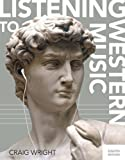 Listening to Western Music (with Download, 1 Term (6 Months) Printed Access Card) 8th Edition