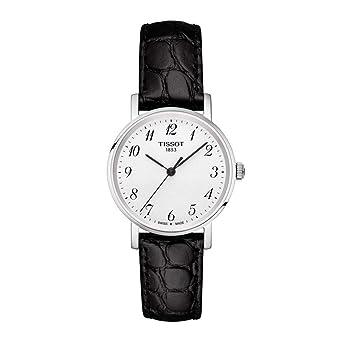 Amazon.com  Tissot Women s Quartz Watch with Stainless-Steel Strap ... fd9a9936b4