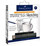 Faber-Castell Creative Studio Getting Started Drawing & Sketching Set drawing & sketching set