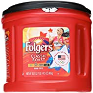 Folgers Classic Roast Coffee, 30.5 Ounce