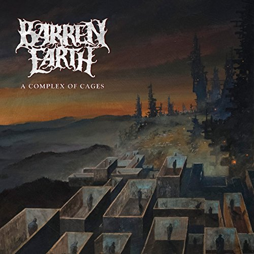 Barren Earth - A Complex Of Cages - CD - FLAC - 2018 - mwnd Download