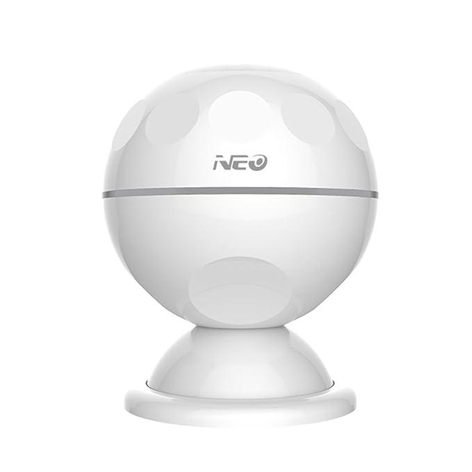 Detector de alarma NEO Coolcam NAS-PD02W WiFi del sensor de ...