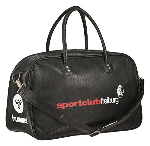 Hummel SC Freiburg Classic Bee Weekend Bag - black UZJAeb4lY