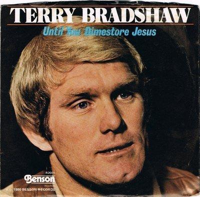 Terry Bradshaw 24X36 Banner Poster RARE #RWF340644