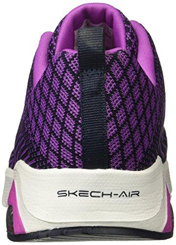Skechers (SKEES) - Skechair Infinity-Modern Chic, Scarpa Tecnica da donna, nero (bkhp), 37
