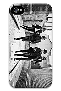 The beatles running PC Hard new iphone4 case