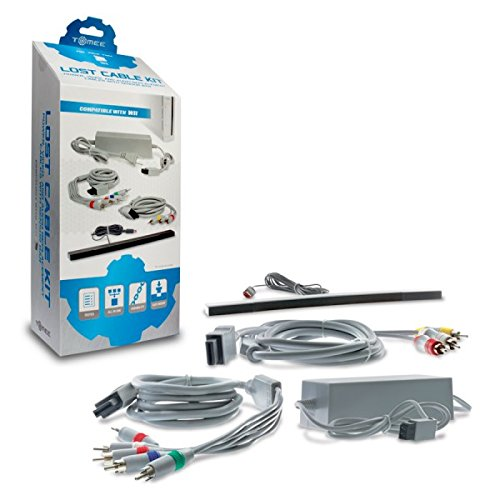 Hyperkin Tomee Lost Cable Kit for Wii