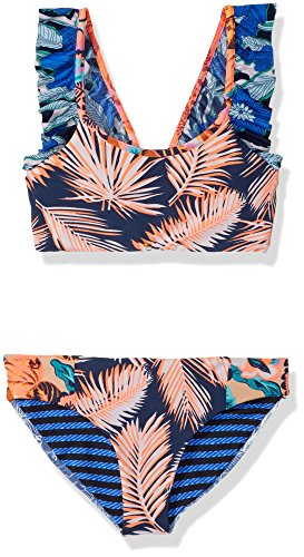 Used, Maaji Big Girls Bikini Swimsuit, Blue Palm, 14 for sale  Delivered anywhere in USA