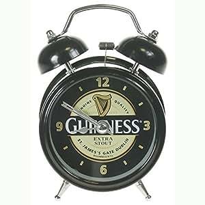 Reloj Despertador Guinness Doble Campana