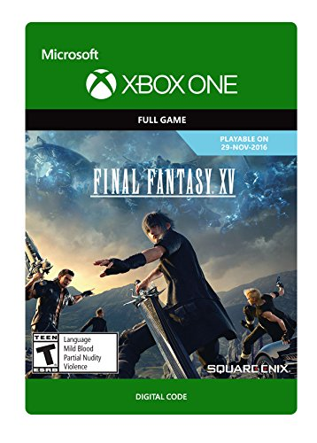 Final Fantasy XV - Xbox One Digital Code