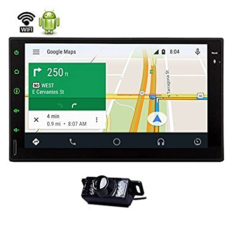 Amazon.com: 7 Inch Car Stereo Autoradio android 4.2.2 Tablet Car Stereo Video in-dash GPS 3D Navigation WIFI/3G Internet Multi-touch screen FM AM radio APP ...