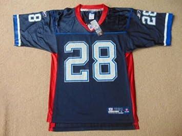 Buffalo Bills NFL fútbol americano Jersey camiseta – McKelvin # 28 – Mens pequeño NWT