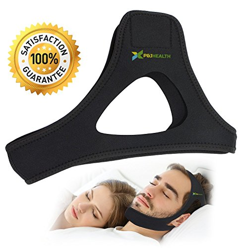 Bangbreak-Best Snoring Solutions, Stop Snoring Devices, New Improved Version Adjustable Anti-Snore Chin Strap