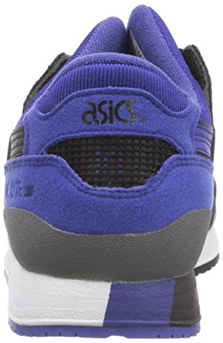 lyte black Adulte Mixte Outdoor Multisport Gs 9097 Noir titanium Gel Iii Chaussures Asics black 5qBvB