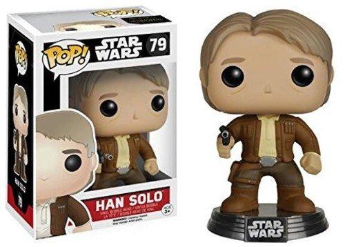 Funko Pop! Guerra de las Galaxias - Old Han Solo