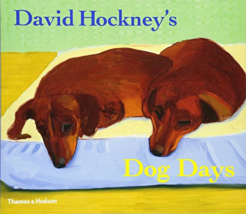 David Hockney's Dog Days - Dog David