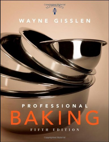 professional baking 5th edition - 5