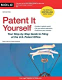 img - for Patent It Yourself: Your Step-by-Step Guide to Filing at the U.S. Patent Office by David Pressman Attorney (2011-05-04) book / textbook / text book