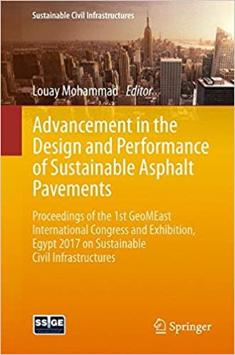 Advancement in the Design and Performance of Sustainable Asphalt Pavements: Proceedings of the 1st GeoMEast International Congress and Exhibition, Egypt 2017 on Sustainable Civil Infrastructures