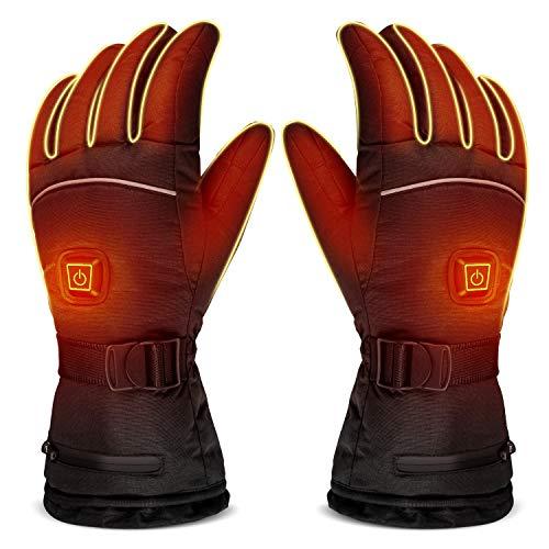 Luwatt Heated Gloves 2019