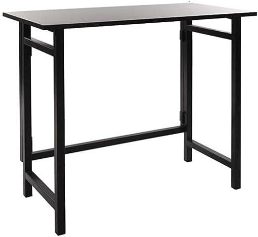 XUERUI Mesas Mesa Mueble Compacto Plegable Computadora Escritorio ...