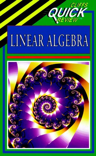 Linear Algebra (Cliffs Quick Review)