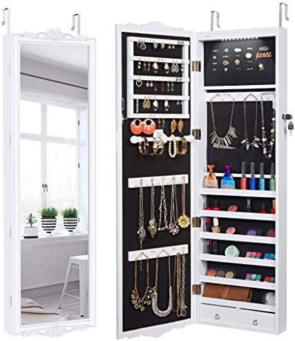 LANGRIA Lockable Organizer Accessories Adjustable product image