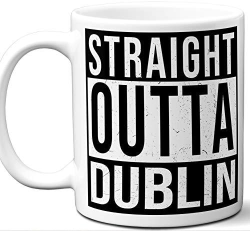 Dublin California CA Souvenir Gift Mug. Unique