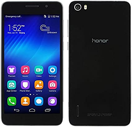Huawei Honor 6 Smartphone Dual Sim Android 4.4 Octa Core 32Gb 4G ...