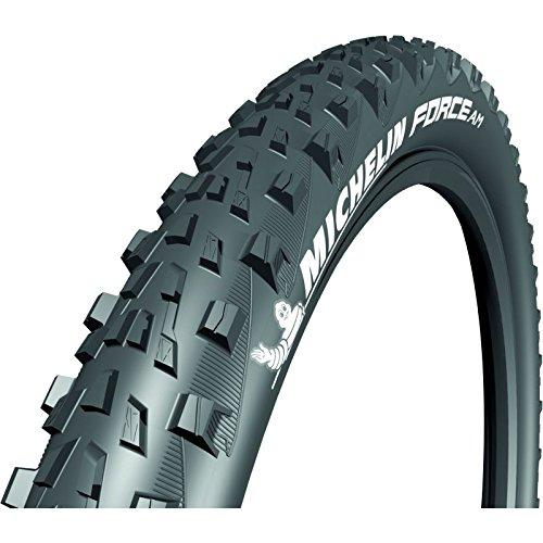 Michelin Mountain Bike Tires - MICHELIN Force AM Mountain Bike Tire - 27.5 x 2.25 27.5X2.25 Black