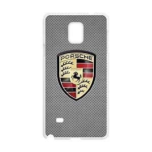 NICKER Porsche sign fashion cell phone case for Samsung Galaxy Note4