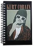 Great Eastern Entertainment Kurt Cobain Smokes Notebook