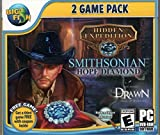 Hidden Expedition SMITHSONIAN HOPE DIAMOND + DRAWN: TRAIL OF SHADOWS + BONUS GAME! Hidden Object