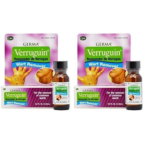 Germa Verruguin Skin Wart Remover 0.5oz by Verruguin best to buy