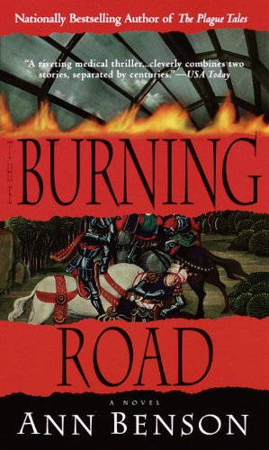 book cover of The Burning Road