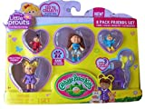 Cabbage Patch Kids Little Sprouts Friends Set 8 Pack Numbers 8 14 65 81 Series 1