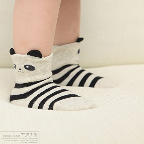 Japan purchased for children 1-3 years old cotton socks, baby socks, baby socks spring and autumn and winter socks 0-3-6-12 months by Generic