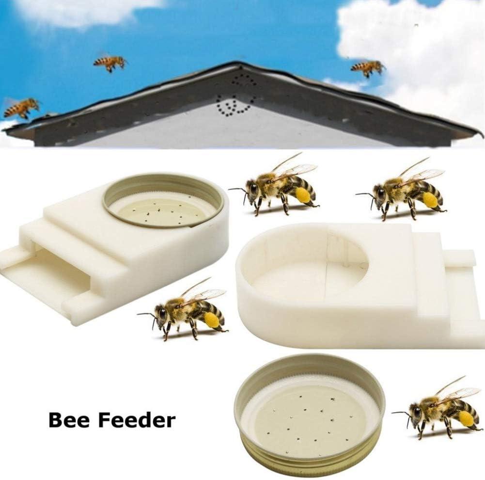 1 Pcs ypypiaol Garden Bee Water Feeder Nest Beekeeping Beehive Water Feeder Bee Drinking Nest Entrance Beekeeper Tool