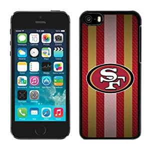 Personalized Design iPhone 5C Phone Case San Francisco 49ers 06_iPhone 5c 5th Generation Phone Case